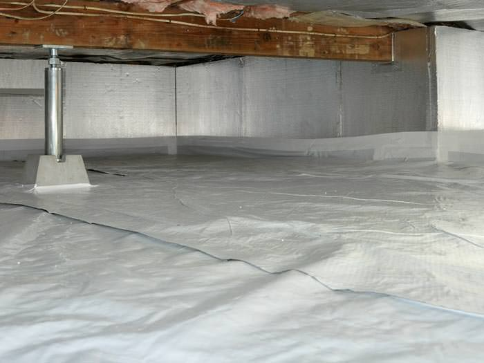 Crawl Space Sealing In Two Harbors Nisswa Saginaw