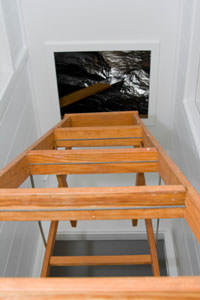 Attic mold problem in a Minnesota & Wisconsin home